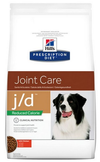 Hill's Prescription Diet j/d Reduced Calorie Canine 12kg