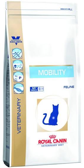 sklep zoologiczny Royal Canin Veterinary Diet Feline Mobility MC28 2kg