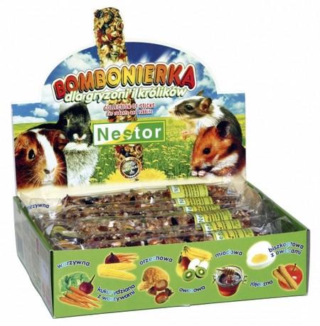 sklep zoologiczny Nestor Bombonierka dla gryzoni i królików