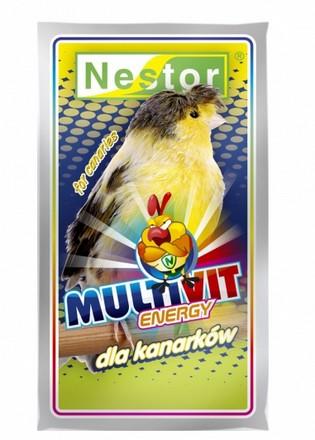 sklep zoologiczny Nestor Odżywka dla kanarków Multivit