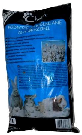 CHABA Podłoże bawełniane dla gryzoni 7L