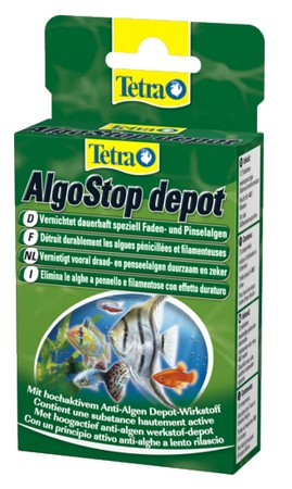 sklep zoologiczny Tetra AlgoStop 12tabl. [600209]
