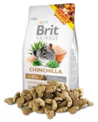 Brit Animals Chinchilla Complete 1,5kg