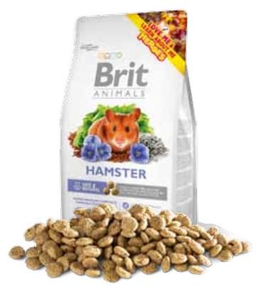 sklep zoologiczny Brit Animals Hamster Complete 300g