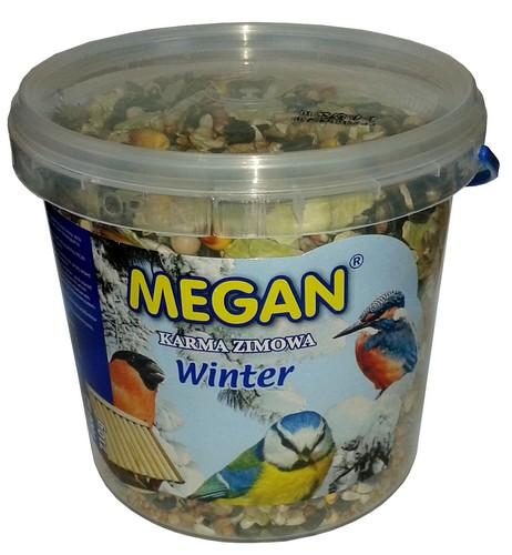 sklep zoologiczny Megan Karma dla ptaków zimowych 1L Winter [ME23]