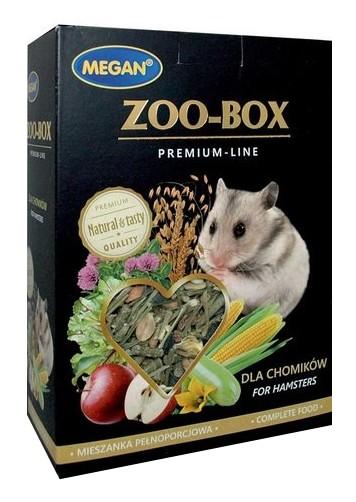 sklep zoologiczny Megan Zoo-Box dla chomika 520g