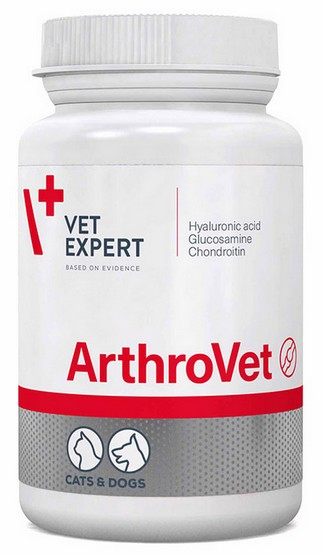 ArthroVet HA 60 tabletek