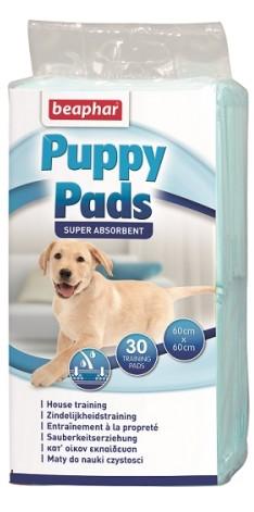 sklep zoologiczny Beaphar Puppy Pads - maty do nauki czystości 30szt