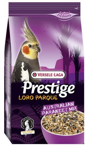 Versele-Laga Prestige Australian Parakeet Loro Parque Mix średnia papuga australijska (nimfa) 1kg